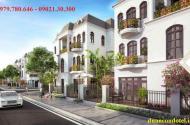 Bán suất ngoại giao LK Hacinco mặt đường Nguyễn Xiển 67-243m2 giá chỉ từ 6.7 tỷ/lô LH 0961831835