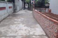 Đất Đông Dư quá đẹp đường trước nhà rộng rãi có vỉa hè. LH 0965.11.99.88.