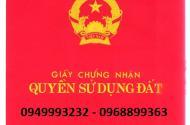 Bán đất thổ cư 135m2 ngõ phố Nguyễn Khang, Cầu Giấy 23,5 tỷ 0949993232