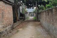 Chính chủ cần bán 222m2 đất xã Đại Hưng, gần bệnh viện Mỹ Đức