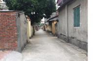Bán đất Phú Thị, 48m2, MT 4,95m, giá 750 triệu, ô tô đỗ cửa