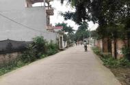 Bán mảnh đất 500m2 tại Quang Trung, Sơn Tây, Hà Nội giá 50tr/m2