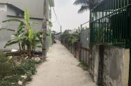 Bán đất chính chủ xã Kim Chung, Hoài Đức, Hà Nội diện tích 43.6m2, giá 25tr/m2