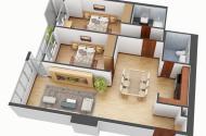 Bán gấp căn hộ duy nhất 2pn THÔNG MINH view đẹp siêu hot tại dự án Vinhomes smart city tại Tây Mỗ