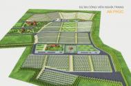 Dự án quy hoạch đồng bộ và đẹp nhất tại nha trang giá đầu tư giai đoạn f0 chỉ 250tr