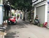 Bán nhà hẻm 3.5m Nguyễn Công Hoan - Phú Nhuận  - 36m2 -  4 tâng .Chỉ 4.5 Tỷ.