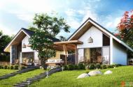 Cần bán 950m2 đất sổ đổ Tân Xã Thạch Thất cách CNC Hoà Lạc 1.5km giá 4.5tr/m2