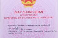 Cần bán 1 nền tại khu dân cư Hiệp Hòa Phát, phường Phú Khương, Bến Tre