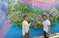 Tặng ngay 400 triệu cho khách hàng mua Royal Streamy villas LH ngay 0833100143