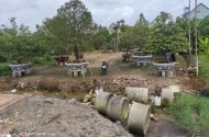 Bán đất 2 mặt tiền tại đường Bình Nhâm 27 TX Thuận An 0985071666