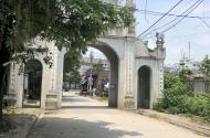Gia đình tôi có việc cần tiền gấp nên muốn bán nhanh mảnh đất ở Ngọa Long, Minh Khai với giá rẻ
