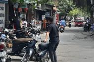 Cần Bán Nhà mặt ngõ 13 Lĩnh Nam-Mai Động-Hoàng Mai, DT 130m LH 0918535658