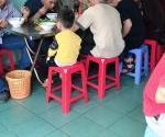 Sang Nhượng Quán Bún Chay 173 Dương Đình Hội