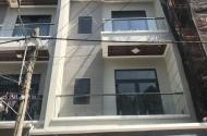 nhà bán sổ riêng, 2 lầu sân thượng, ngay ủy ban xã phước kiển, nhà bè