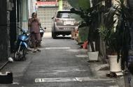 Bán nhà hẻm xe hơi trước tết Hoàng Hoa Thám Phú Nhuận, 3L, 4PN, 5WC , giá: 6,9 tỷ