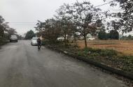 Chính chủ lô đất khu tái định cư Phú Cát View hồ tuyệt đẹp, Trục chính Khu Công Nghệ Cao Hòa Lạc