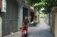 Bán nhà ngõ 250 Khương Trung, Thanh Xuân, diện tích 30 m2 giá 2.4 tỷ, yên tĩnh, sạch sẽ