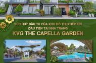 Bán dự án gói 8 the capella KVG Với 864 Lô nhà liền kề