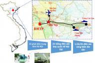 Cần bán 5 lô đất Đầu Tư, Giáp khu đô thị Vin và Sudico triển khai