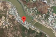 Cần bán lô đất TDC Thủy Tú, Nha Trang, gần sông ngang 7,5 m giá 15,5tr/m2