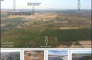 Đất đã có sổ 350 triệu, 5000m2, gần Mũi Né, Safari 3300ha, bắc bình bình thuận