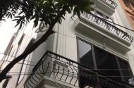 Nhà 5T, 65m2 lô góc siêu VIP phố Nguyễn Thị Định, ngõ ô tô tránh cực rộng giá nhỉnh 8 tỷ