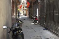 Bán nhà riêng phố An Dương, Tây Hồ, dt 58m2 * 2,5 tầng, ngõ xe ba gác
