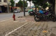 Cần bán đất phân lô Mặt phố Tứ Liên, quận Tây Hồ, Hà Nội.
