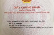Chính chủ bán đất thổ cư 40m2, 2 tầng, đất vuông vắn đẹp phố Nguyễn Khang