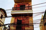 Bán nhà 5 tầng xây mới phường Long Biên HN,đường oto,58m2, thang máy chỉ 5,5 tỷ