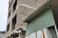 Nhà xây thô 3,5tầng x 30m2 ở Kim Hoàng,Vân Canh, Hoài Đức, 1,9tỷ, gần đường trục làng chính