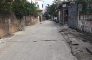 Bán đất hai mặt tiền thôn Tráng Việt, xã Tráng Việt, huyện Mê Linh, Hà Nội