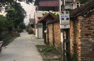 Cần Bán 100m2 Đất thổ cư thôn Yên Ninh – Hiền Ninh  – Sóc Sơn.