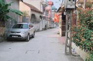 Bán đất thôn PHÚC THỌ-MAI LÂM, gần ĐÔNG TRÙ, ô tô tránh, Mặt tiền 4,5m = 28.5tr/m2