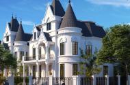 Bán biệt thự lâu đài phong cách châu Âu siêu hiếm tại Hà Nội, mặt tiền từ 7m-16,7m ngay gần Võ Chí
