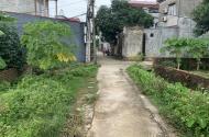 bán đất giãn dân150m2  thôn xuân bách , xã quang tiến, sóc sơn, đường 6m,giá 7 triệu/m2 LH-