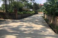 Bán đất lô góc Linh Sơn - Thạch Thất khu công nghệ cao Hòa Lạc
