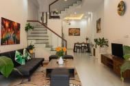 Bán gấp nhà phố Nguyễn Hoàng,Q.Nam Từ Liêm-Dt 48m x 5 tầng-Full nội thất-Ô tô qua cổng