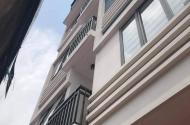 Bán nhà Ngõ 42 Thịnh Liệt, Hoàng Mai 33m2, 5 tầng, đẹp như tranh, ngõ bagac.