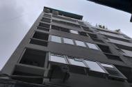 Tòa nhà văn phòng, căn hộ dịch vụ, DT 160m2, 10 tầng, cho thuê 200 triệu/tháng. Giá 25 tỷ