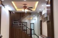 Bán nhà riêng hai mặt tiền 3,5 tầng tại Vân Canh, Hoài Đức DT 34.5m2, gần TL 422B giá 2 tỷ