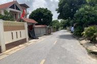 Do nhu cầu không sử dụng lên bán lô 138m2 tại Đan Tảo, Tân Minh , Sóc Sơn. Mặt tiền 5,50m2 , đường