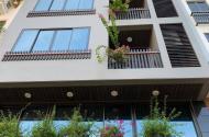 Bán nhà, Hoàng Ngân, Thanh Xuân, 120mm2,  7 tầng, thang máy, mặt tiền 5mm, dòng tiền