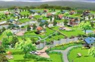 Bán đất nền phân lô khu biệt thự nhà vườn sinh thái Cẩm Đình Phúc Thọ