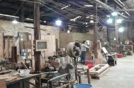 Cho thuê kho xưởng 1200m2 ngoài đường lớn Phú Thị - Gia Lâm