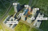 Chính chủ cần cho thuê căn hộ 2 PN, Ecohome 3, Bắc Từ Liêm, HN