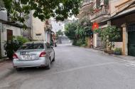Chính chủ cần bán 100m2 đất ở phố Chu Huy Mân, ngõ thông ô tô vào nhà