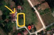 Cần nhượng lại 1933m2 đất sổ đỏ Sóc Sơn - Hà Nội