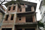 Bán căn biệt thự xây thô cạnh công viên Sài Đồng - KĐT Sài Đồng. DT 140m2