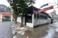 185m đất trước cổng nhà máy Z125-Phú Minh-Sóc Sơn. Xây biệt thự, làm nhà vườn, an ninh cực tốt.
